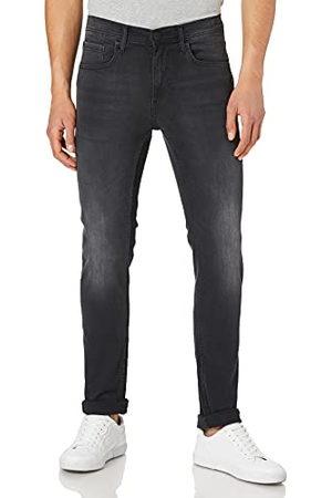 Blend Męskie jeansy Slim Fit Jet Multiflex-Noos