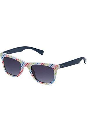 Sting Męskie SS6428V5009RE okulary przeciwsłoneczne, białe (Blanco), 50.0