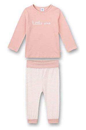 Sanetta Szlafroki - Piżama dla małych dzieci długa różowa