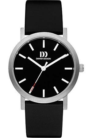 Danish Design Zegarek na rękę unisex IV13Q1108 analogowy kwarcowy skóra IV13Q1108