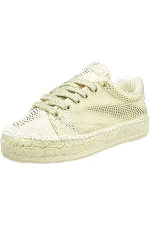 Replay Damskie buty Nash - Loving Slipper, złoto - 045 Platyna - 36 EU