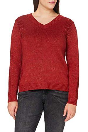 Blue Seven Damski sweter z dekoltem w kształcie