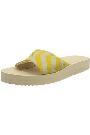flip*flop Kobieta Sandały - Damskie sandały Pool Wrap, beżowy - Sombrero - 39 eu