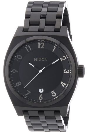 Nixon Damski zegarek na rękę analogowy stal szlachetna A325001-00