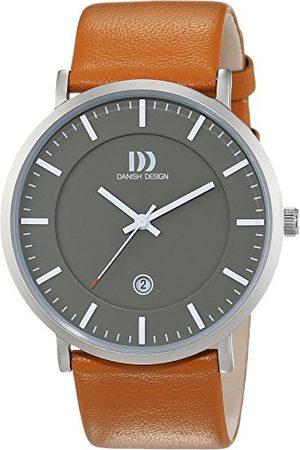 Danish Design Męski zegarek na rękę analogowy kwarcowy skóra 3314515