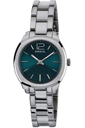 Breil Damski analogowy zegarek kwarcowy Smart Watch z bransoletką ze stali szlachetnej TW1715