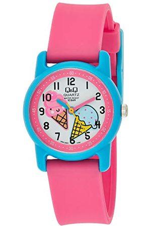 Citizen Unisex dziecięcy analogowy zegarek kwarcowy z żywicznym paskiem VR41J007Y