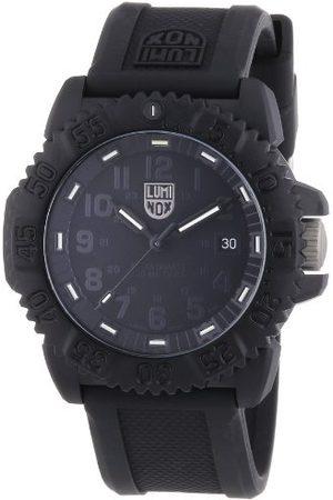 Luminox Męski zegarek na rękę XL analogowy kwarcowy kauczuk 09LX3051BO