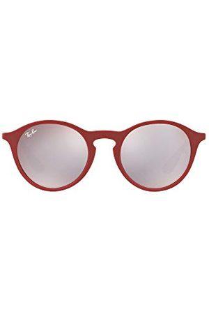 Ray-Ban Okulary przeciwsłoneczne - Unisex-dorosłe 4243 okulary przeciwsłoneczne, czarne, 49