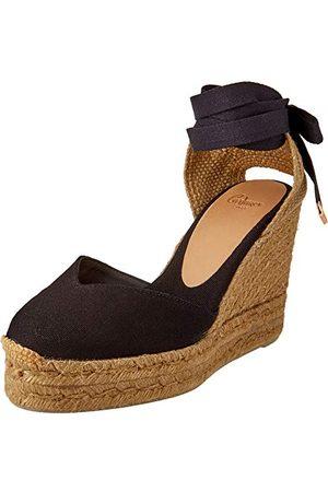 Castaner Damskie buty typu sneakers Chiara, Negro - 40 EU
