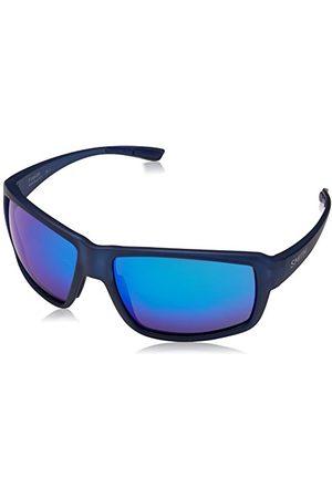 Smith Męskie okulary przeciwsłoneczne Fireside Z0 RCT 62, niebieskie (Matt Bluee/Bl Blue)