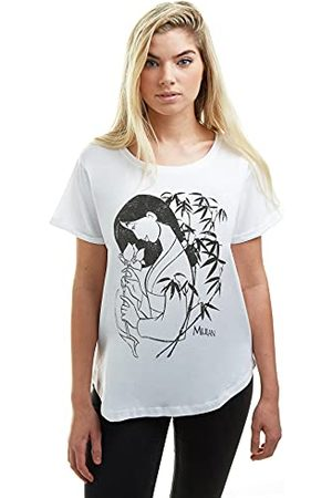 Disney Damska koszulka Mulan