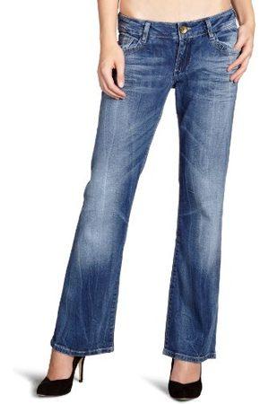Cross Jeans dżinsy damskie normalny ściągacz, H 480-376 / Laura