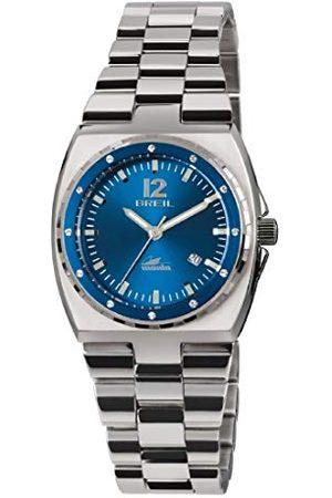 Breil Damski analogowy zegarek kwarcowy z bransoletką ze stali szlachetnej TW1545