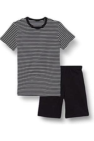 Schiesser Krótka piżama chłopięca zestaw piżamowy