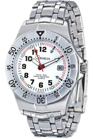 ORPHELIA Męski zegarek na rękę analogowy kwarcowy 128-7600-18