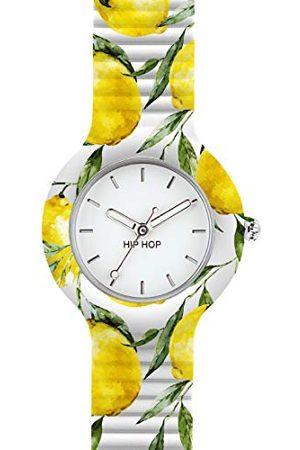 Hip Damski analogowy zegarek kwarcowy z silikonowym paskiem HWU0668