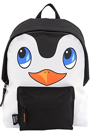 TOITO WEAR Walizki - Unisex – plecak dziecięcy Pingwin bagaż dziecięcy ( / ), 10 x 29 x 21 cm (szer. x wys. x gł.)