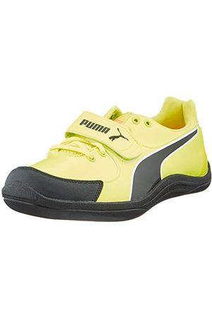 PUMA Evospeed Throw 6 buty sportowe dla dorosłych, uniseks, żółty - Fizzy Yellow Black - 46 EU