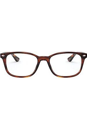 Ray-Ban Okulary przeciwsłoneczne - Unisex 0RX53752144, Striped Havana, 51