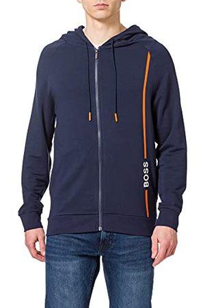 HUGO BOSS Mężczyzna Bluzy z kapturem - Męska Fashion Jacket H bluza z kapturem