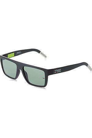 Tommy Hilfiger Okulary przeciwsłoneczne - Unisex Tj 0004/S okulary przeciwsłoneczne, - Opaco Neo Verde - 54