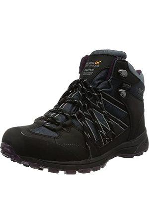 Regatta Damskie buty trekkingowe Chaussures Techniques De Marche Samaris II, - Pieczęć szara śliwka - 39 eu