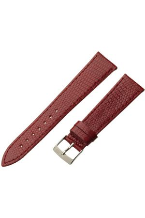Morellato Skórzany pasek do zegarka męskiego LIVORNO bordowy 20 mm A01U2116372081CR20