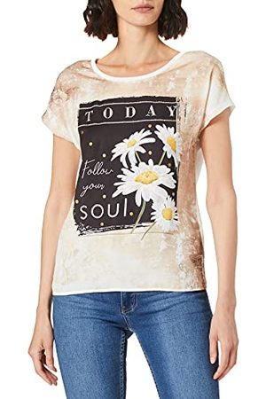 Key Largo Today okrągły t-shirt damski