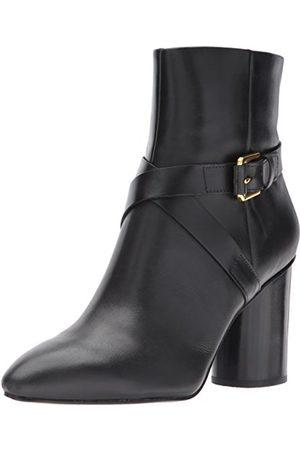 Nine West Damskie buty z krótką cholewką, - Black - 43 EU