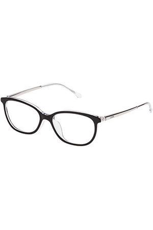 Loewe Unisex dla dorosłych VLW961M530888 oprawki okularów, (Black + Crystal), 55