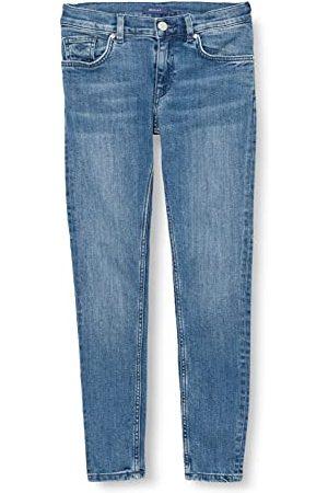GANT Dziewczynka Skinny - Jeansy dziewczęce skinny