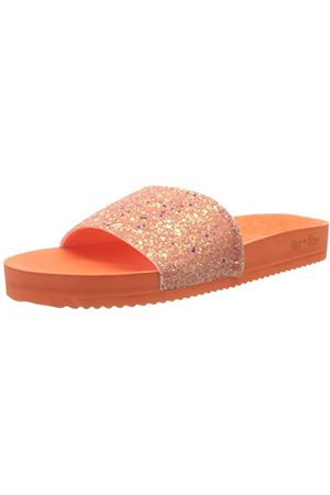 flip*flop Damskie sandały basenowe, różowy - Cantaloupe - 38 EU