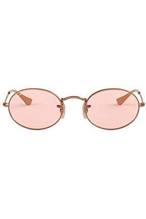 Ray-Ban Mężczyzna Okulary przeciwsłoneczne - MOD. 3547N okulary przeciwsłoneczne MOD. 3547N owalne okulary przeciwsłoneczne 51, różowe