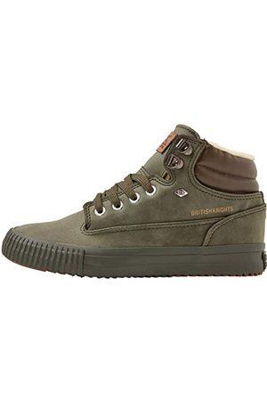 British Knights Damskie buty typu sneaker Buck, - oliwkowy Dk Grey Olive 03-36 EU