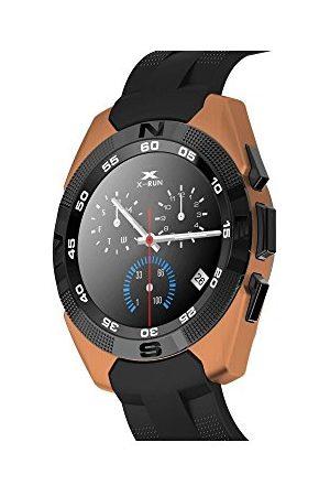 ECLOCK EK-F6 cyfrowy automatyczny zegarek z gumową bransoletką unisex