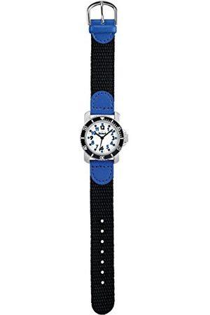 Scout Chłopięcy analogowy zegarek kwarcowy z nylonowym paskiem 280377002