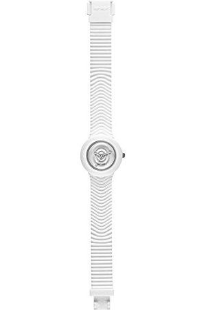 Hip Damski analogowy zegarek kwarcowy z silikonową bransoletką HWU0516