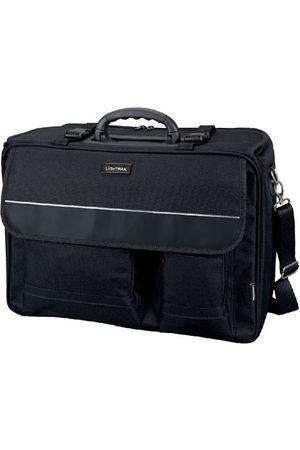 LIGHTPAK Walizka 46008 - The Flight walizka na pilota, z poliestru, czarna 45 x 34 x 20 cm, 11,5 l 10194