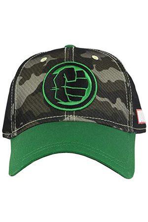 Essencial Caps Unisex Hulk czapka baseballowa, Verde, 57 centymetrów
