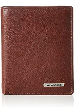 Bruno Banani Vegetabil_st_wysoki portfel męski, Beige Cognac - jeden rozmiar