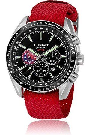 BOBROFF Mężczyzna Zegarki - Zegarek analogowy BF0011PR