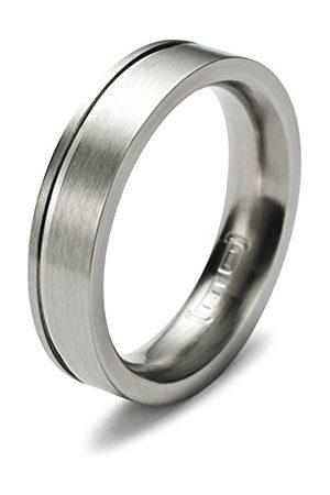 Monomania 25051 męski pierścionek ze stali nierdzewnej e Stal nierdzewna, L, cod. 25051-51