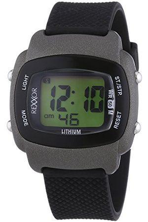 Rexxor Męski zegarek na rękę cyfrowy kwarcowy 239-6067-44