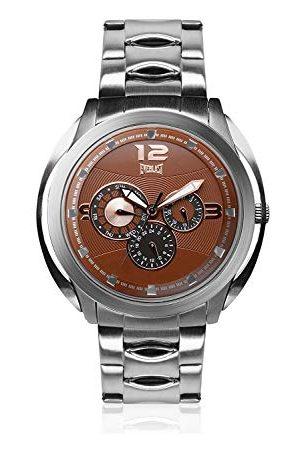 Everlast EVER33-100-002 analogowy zegarek kwarcowy dla dorosłych z bransoletką ze stali nierdzewnej