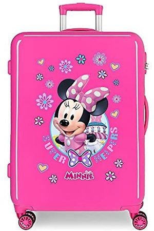 Disney Super Helpers Bagaż - Bagaż dla dzieci, 48 x 68 x 26 cm, ROSA