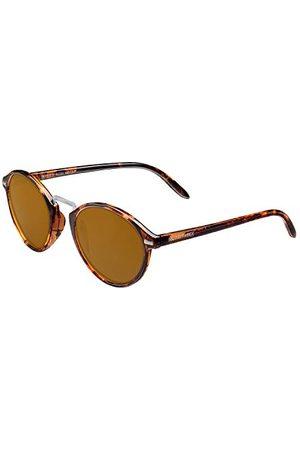 Northweek Unisex Vesca Tortoise okulary przeciwsłoneczne, pomarańczowe (Amber), 132.0