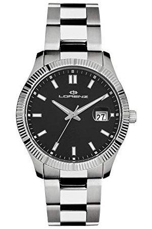 Stadlbauer Lorenz męski analogowy zegarek kwarcowy z bransoletką ze stali szlachetnej 026978GG