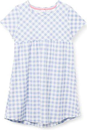 Sanetta Dziewczęca niebieska koszula nocna