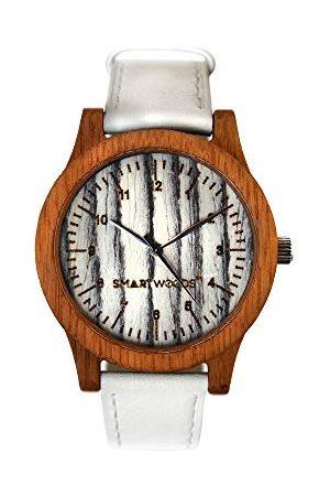 SmartWoods Zegarki - WATCH, drewniany zegarek, damski zegarek męski, zegarek uniseks, produkt naturalny, ecologiczny, stone, architectural concrete, naturalne drewno, skórzany pasek, silikonowy pasek